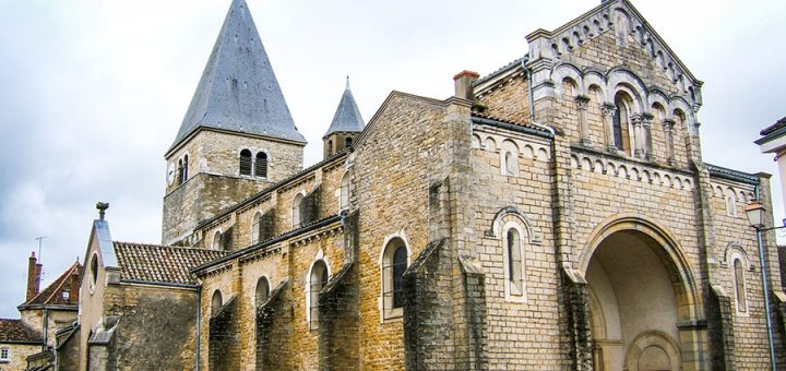 Eglise de Buxy Saint Germain - Photo Richard Peat