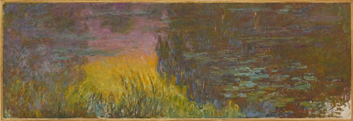 Les Nympheas - Claude Monet - © RMN-Grand Palais (musée de l'Orangerie) / Michel Urtado