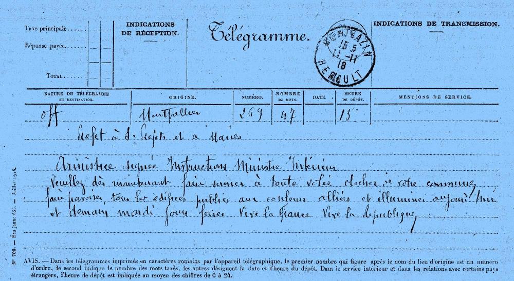 telegramme-armistice-familles-de-quintenas
