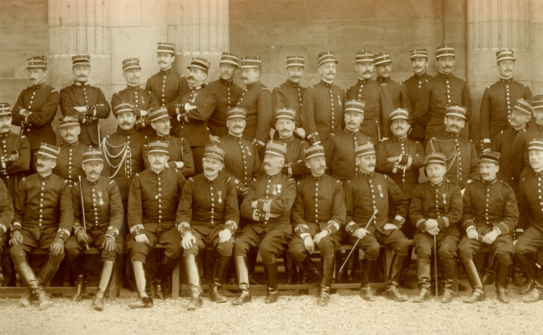 1er-Regiment-de-Cuirassiers - Photo Liébert (Paris)