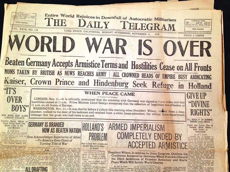 armistice-daily-telegraph