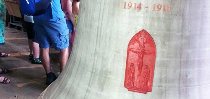 Une cloche pour à toute volée pour le centenaire de l'Armistice de 1918 à Libaros