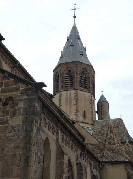 Eglise Saint-Georges de Haguenau - Photo : dna Sonia de Araujo