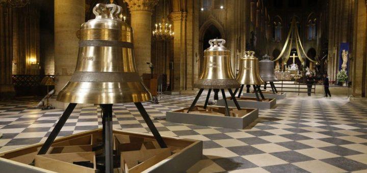 Notre-Dame : les cloches des cathédrales de France sonneront mercredi à 18h50